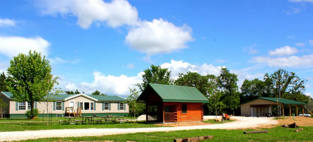 Deer Thicket Group Lodging in Leasburg