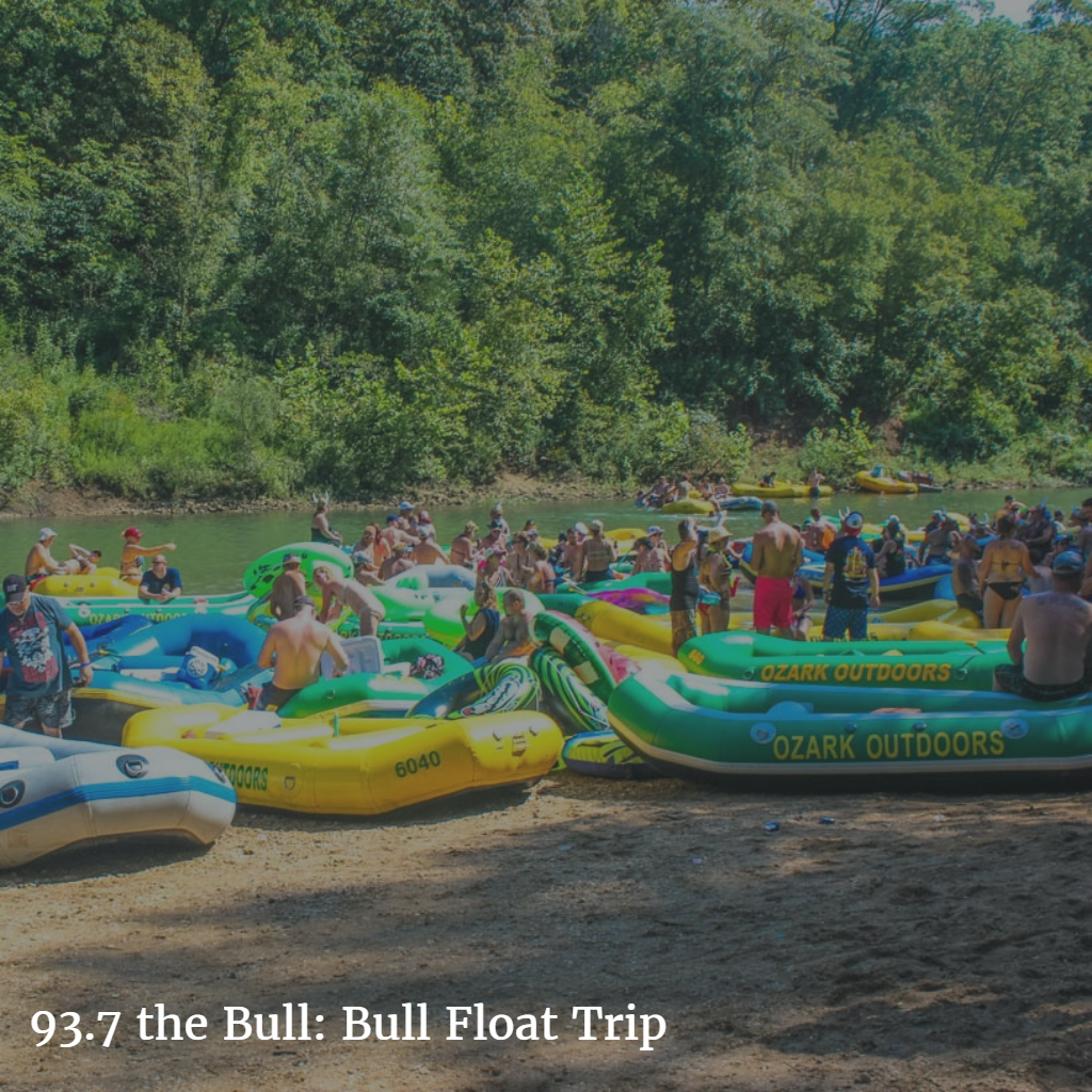 93.7 the Bull Bull Float Trip