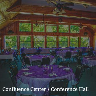 Conference Meeting - Wedding Hall at Ozark Outdoors