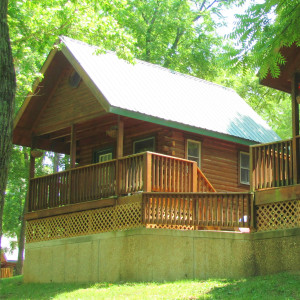 Country Log Cabins in Missouri