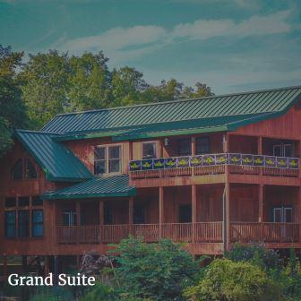 Grand Suite Condo at Ozark Outdoors