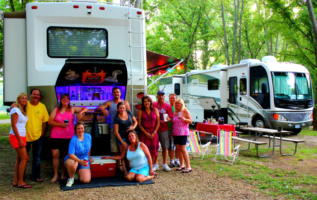 RV Camping in Missouri, Campgrounds in Missouri