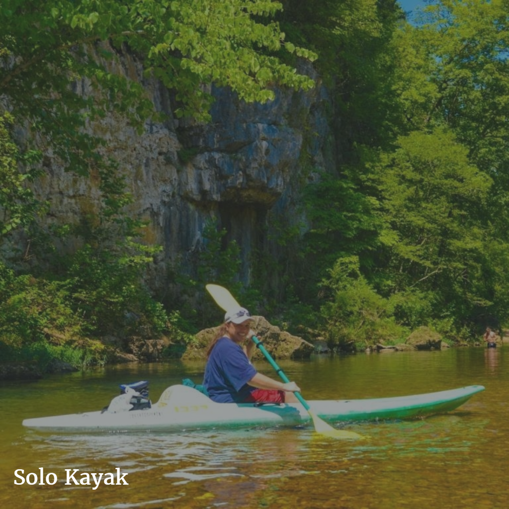 Missouri Kayaking Trips