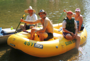 Huzzah River Float Trips, Canoeing in Missouri, Rafting in Missouri