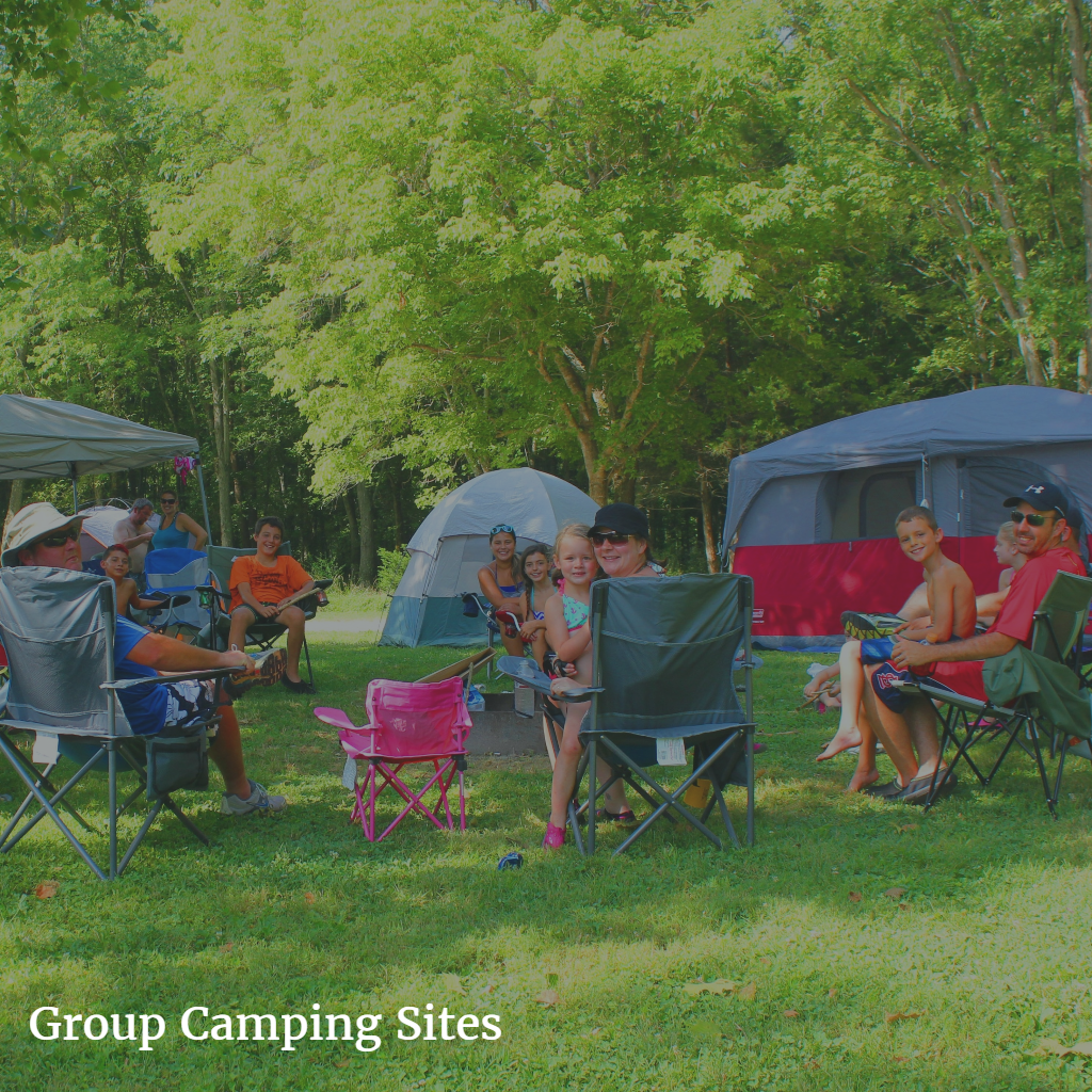 Group Camping Sites
