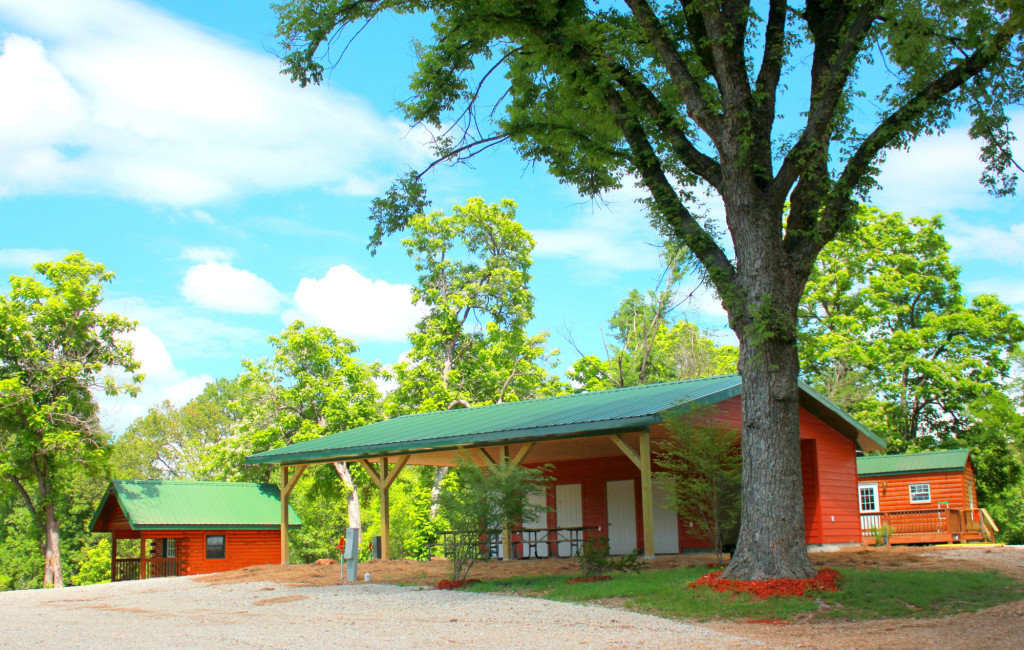 Whispering Pines Secluded Ozarks Vacation Getaway