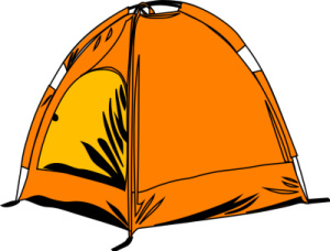 Tent Camping in the Ozarks of Missouri