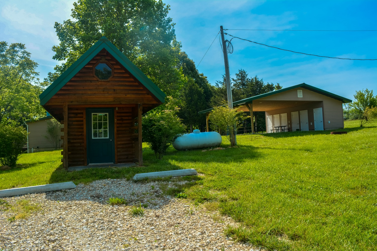 Fully Furnished Offsite Lodging Retreats