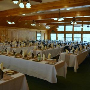Wedding Reception at Ozark Outdoors