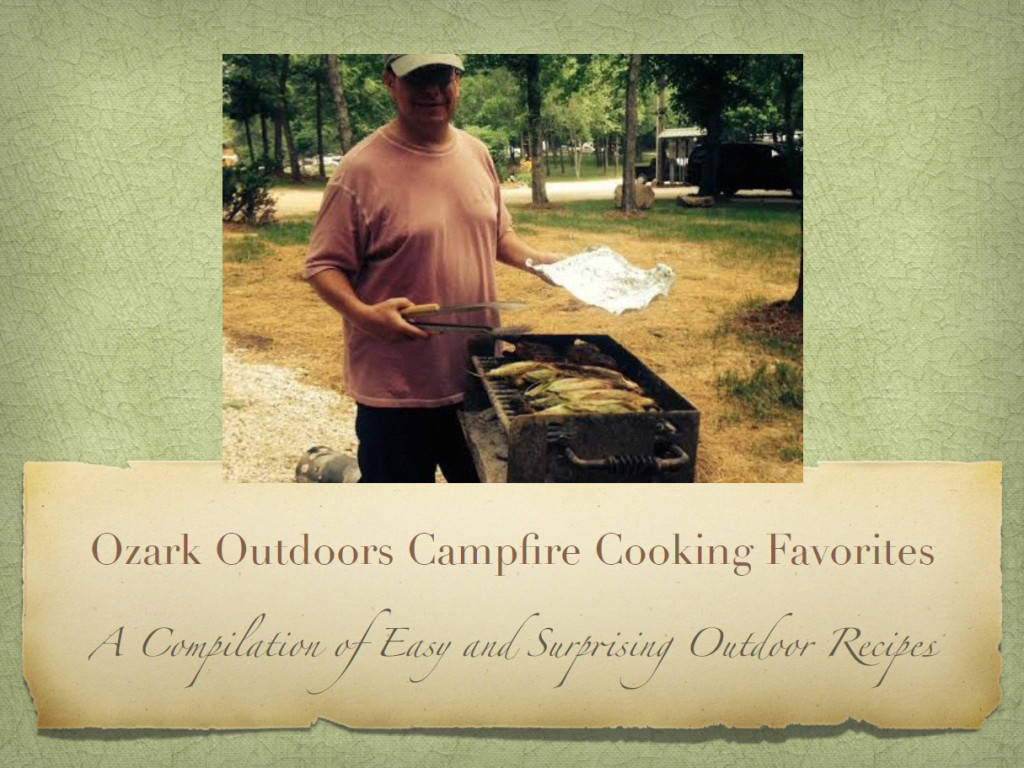 Campfire Cookbook, Campfire Recipes