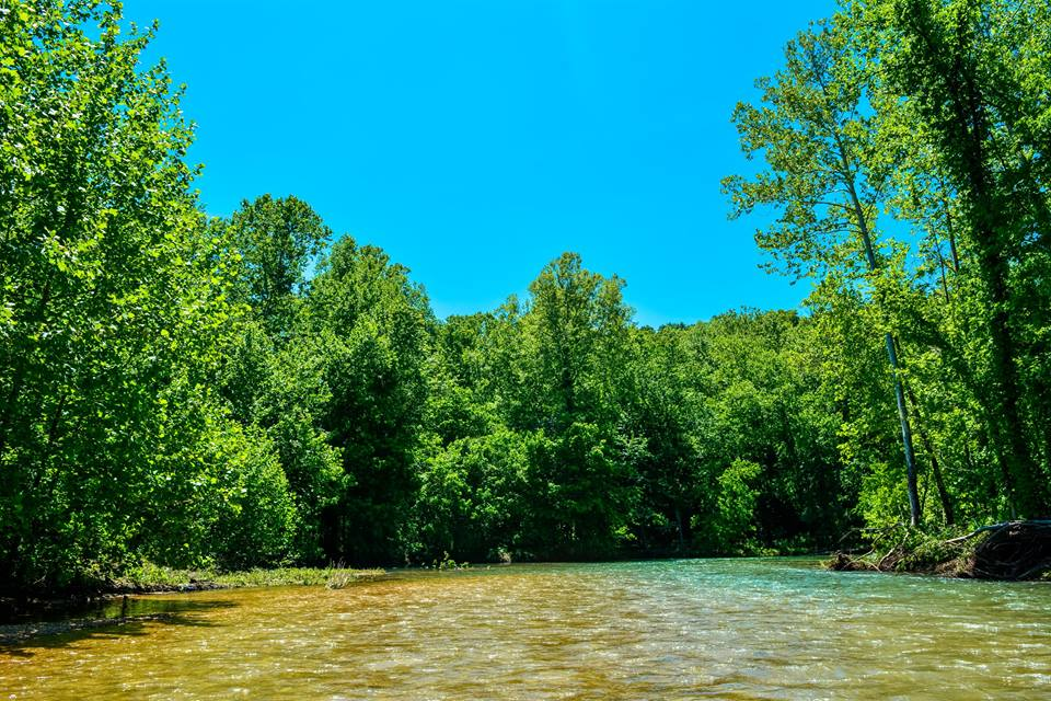 Float Trips on the Courtois Creek