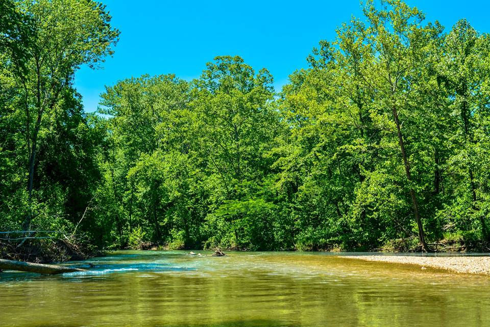 Courtois River float trips