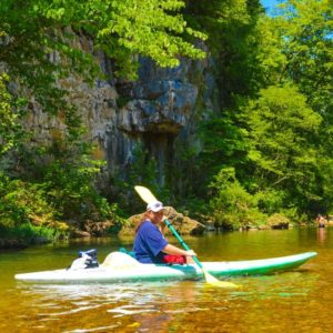 Ozark Outdoors Float Trips on the Courtois River, Huzzah River, and Meramec River