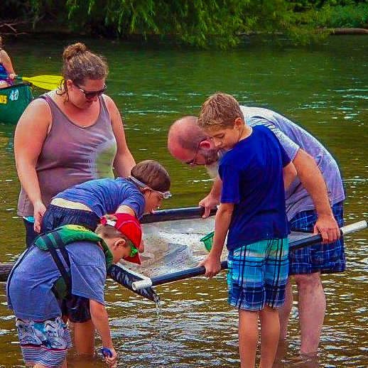 Guided Ecology Canoe Trips