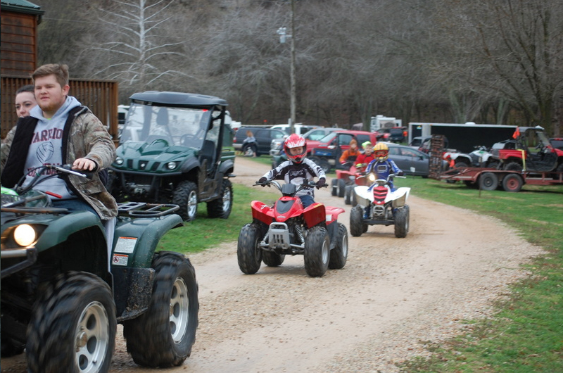 3rd Annual Riding for a Reason at Bass River Resort