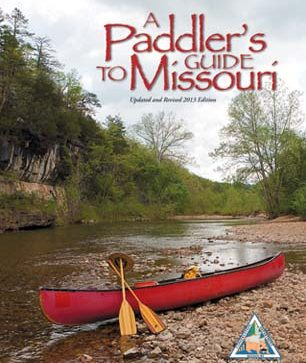 A paddler s guide to missouri ozark outdoors riverfront for Missouri fishing license walmart